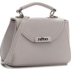 Torebka NOBO - NBAG-C0330-CM00 Biały. Szare torebki klasyczne damskie marki Nobo, ze skóry ekologicznej. W wyprzedaży za 109,00 zł.