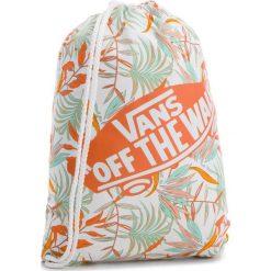 Plecak VANS - Benched Novelty VN0A3IMFP3V  White Californi. Białe plecaki męskie marki Vans, z materiału, sportowe. Za 69,00 zł.