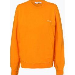 Calvin Klein Womenswear - Damska bluza nierozpinana, pomarańczowy. Brązowe bluzy rozpinane damskie Calvin Klein Womenswear, m. Za 449,95 zł.