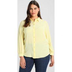 Koszule wiązane damskie: Evans PLAIN SHIRT Koszula lemon