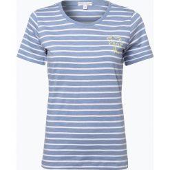 Marie Lund - T-shirt damski, niebieski. Niebieskie t-shirty damskie Marie Lund, m, z bawełny. Za 59,95 zł.