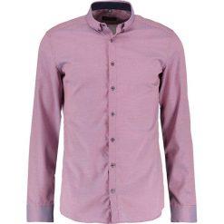 Koszule męskie na spinki: Eterna SLIM FIT AUSPUTZ Koszula rot