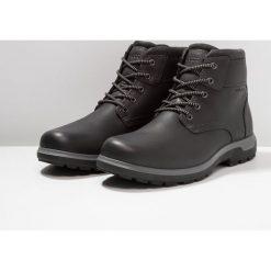 Ecco WHISTLER Buty trekkingowe black. Czarne buty trekkingowe męskie ecco, z materiału, outdoorowe. Za 759,00 zł.