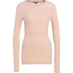 Swetry klasyczne damskie: Bruuns Bazaar ANGELA Sweter warm beige