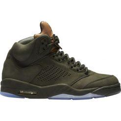 "Buty Air Jordan 5 Retro Premium ""Take Flight"" (881432-305). Szare buty skate męskie Jordan, z gumy. Za 849,99 zł."