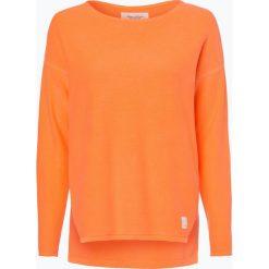 Swetry damskie: Marc O'Polo Denim – Sweter damski, pomarańczowy