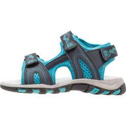 Fullstop. Sandały trekkingowe dark blue. Szare sandały chłopięce marki fullstop., z materiału. Za 149,00 zł.