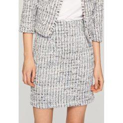 Spódniczki: Ołówkowa spódnica – Wielobarwn