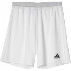 Adidas Spodenki męskie Campeon 15 białe r. XL (S17038). Czarne spodenki sportowe męskie marki Adidas, do piłki nożnej. Za 90,34 zł.