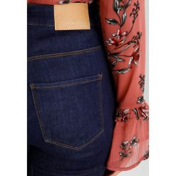 Jeansy damskie: Vero Moda VMNINE  Jeans Skinny Fit dark blue