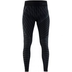 Craft Legginsy Termoaktywne Active Intensity Black L. Czarne legginsy marki Craft, l. W wyprzedaży za 129,00 zł.
