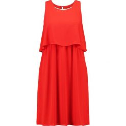 Sukienki hiszpanki: MARCIANO LOS ANGELES Sukienka letnia mandarin red