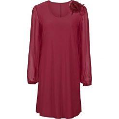 Sukienki balowe: Sukienka bonprix czerwony klonowy