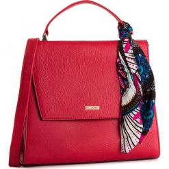 Torebka WITTCHEN - 87-4Y-716-2 Czerwony. Czerwone torebki klasyczne damskie Wittchen, ze skóry ekologicznej. W wyprzedaży za 199,00 zł.