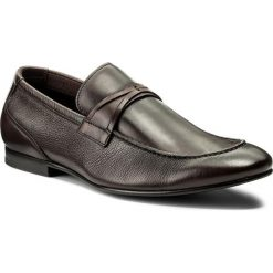 Półbuty KAZAR - Javier 32823-01-26 Dark Bown. Czarne buty wizytowe męskie marki Kazar. W wyprzedaży za 399,00 zł.