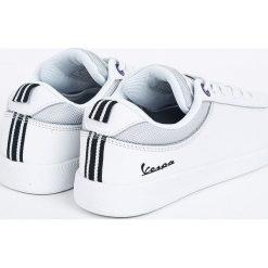 Vespa - Tenisówki. Szare tenisówki damskie marki adidas Originals, z gumy. W wyprzedaży za 199,90 zł.