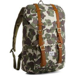 Plecaki męskie: Plecak HERSCHEL – Lil Amer 10014-01858  Frog Camo
