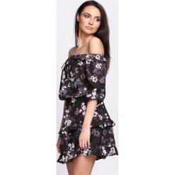 Sukienki: Czarna Sukienka Nice and Cool