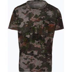 T-shirty męskie: Tigha - T-shirt męski – Cadmon 2, zielony