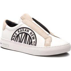 Półbuty damskie: Półbuty DKNY - Callie K3859660  White