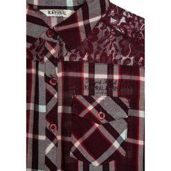 Kaporal AURIC Koszula bordeaux. Czerwone koszule chłopięce Kaporal, z materiału. W wyprzedaży za 159,20 zł.