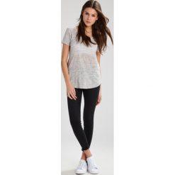 T-shirty damskie: American Vintage QUINCY Tshirt basic heather grey