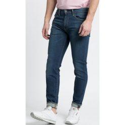 Levi's - Jeansy Glastonbury Worn In. Brązowe jeansy męskie slim marki Levi's®. W wyprzedaży za 299,90 zł.