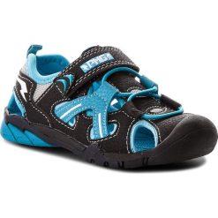 Sandały PRIMIGI - 1455722 Nero. Czarne sandały chłopięce Primigi, z materiału. W wyprzedaży za 149,00 zł.