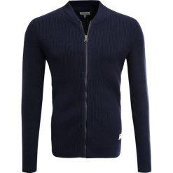 Swetry rozpinane męskie: Shine Original MENS ZIP Kardigan navy