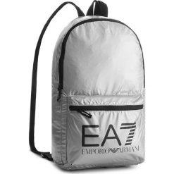 Plecaki męskie: Plecak EA7 EMPORIO ARMANI – Train Foldable U Backpack  245002 CC801 15041  Silver Filigree