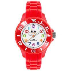 Zegarek dziecięcy Ice-Watch Ice-Mini 000787. Czerwone zegarki męskie marki Ice-Watch. Za 238,00 zł.