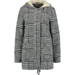 Płaszcze damskie pastelowe: Smash JEAN Krótki płaszcz black