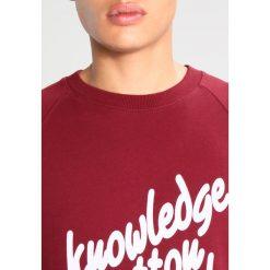 Bejsbolówki męskie: Knowledge Cotton Apparel Bluza tawny red