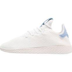Adidas Originals PW TENNIS HU Tenisówki i Trampki footwear white/chalk white. Białe tenisówki damskie marki adidas Originals, z materiału. Za 449,00 zł.