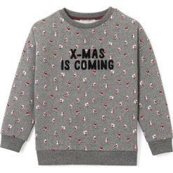 Bluzy chłopięce rozpinane: Bluza w świątecznym stylu 3-12 lat
