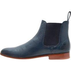 Botki damskie lity: Melvin & Hamilton SUSAN Ankle boot navy