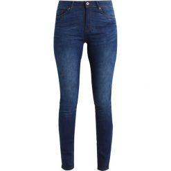 Boyfriendy damskie: Springfield BASIC Jeans Skinny Fit blues