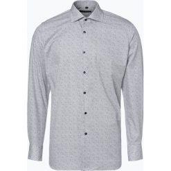Van Graaf - Koszula męska, beżowy. Szare koszule męskie marki S.Oliver, l, z bawełny, z włoskim kołnierzykiem, z długim rękawem. Za 199,95 zł.