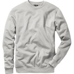 Bluza dresowa bonprix szary melanż. Szare bejsbolówki męskie bonprix, l, melanż, z dresówki. Za 44,99 zł.