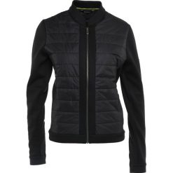 Bluzy rozpinane damskie: Barbour International™ BRAKE  Bluza rozpinana black