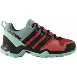 Buciki niemowlęce: Adidas Buty Terrex ax2r Cp K Tactile Pink /Core Black/Easy Green 33