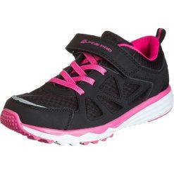 """Buty sportowe dziewczęce: Buty sportowe """"Tomah"""" w kolorze czarno-różowym"""