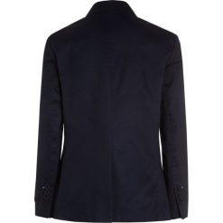 BOSS Kidswear VESTE DE COSTUME Marynarka marine. Niebieskie kurtki dziewczęce marki BOSS Kidswear, z bawełny. W wyprzedaży za 599,20 zł.