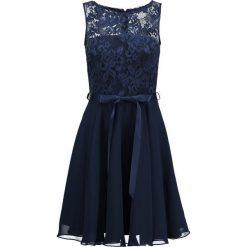 Sukienki hiszpanki: Swing Sukienka koktajlowa dunkelblau