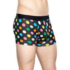 Happy Socks - Bokserki Big Dot. Różowe bokserki męskie Happy Socks, z bawełny. Za 79,90 zł.