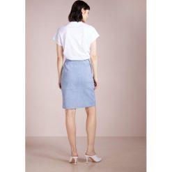 Spódniczki skórzane: 2nd Day HANNA Spódnica skórzana bellair blue