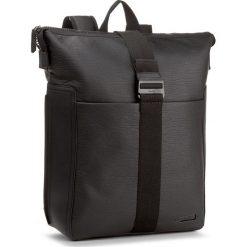 Plecak CALVIN KLEIN BLACK LABEL - Ryder Backpack K50K502296 001. Czarne plecaki męskie marki Calvin Klein Black Label, z materiału. W wyprzedaży za 399,00 zł.