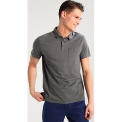 Koszulki polo: Burton Menswear London 2 PACK Koszulka polo black/grey