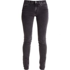 Rurki damskie: Kings Of Indigo JUNO HIGH Jeansy Slim Fit home laundered grey