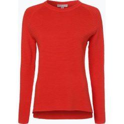 Swetry damskie: Marie Lund – Sweter damski, pomarańczowy